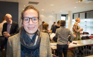 Prosjektleder Estefanía Noriega Fernández ser fram til å sette i gang med prosjektet sammen med mange spennende partnere.
