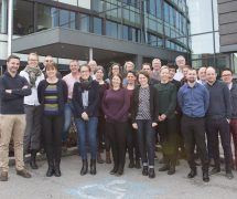 Happy project partners at the kickoff meeting in Stavanger, april 2018.